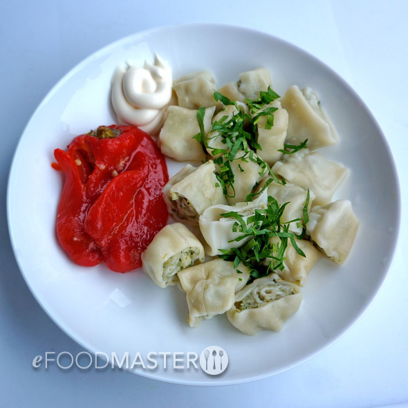 Lazy Meat Dumplings (Lenivie Pelmeni)