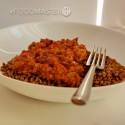 Ground Meat with Tomatoes