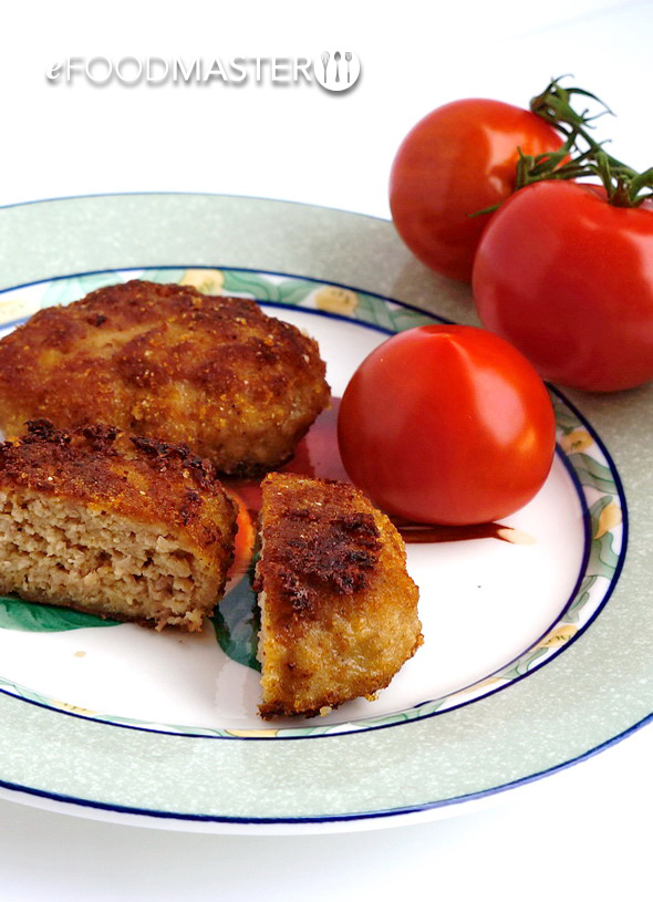 Cutlet. Ukraine