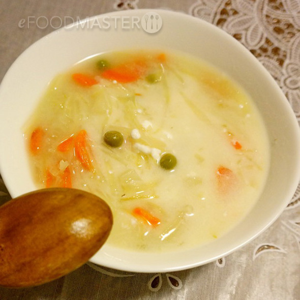 Light Vege Soup